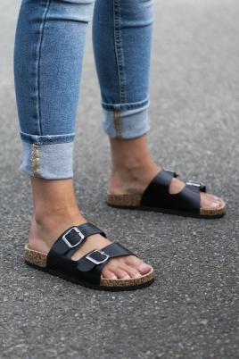 Sandaler - Stine svart