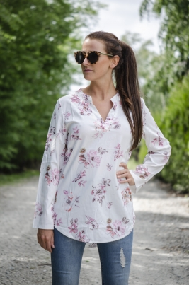 Skjorte - North Exclusive Anine Hvit