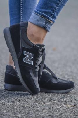 Sneakers - Mira Svart New 2018
