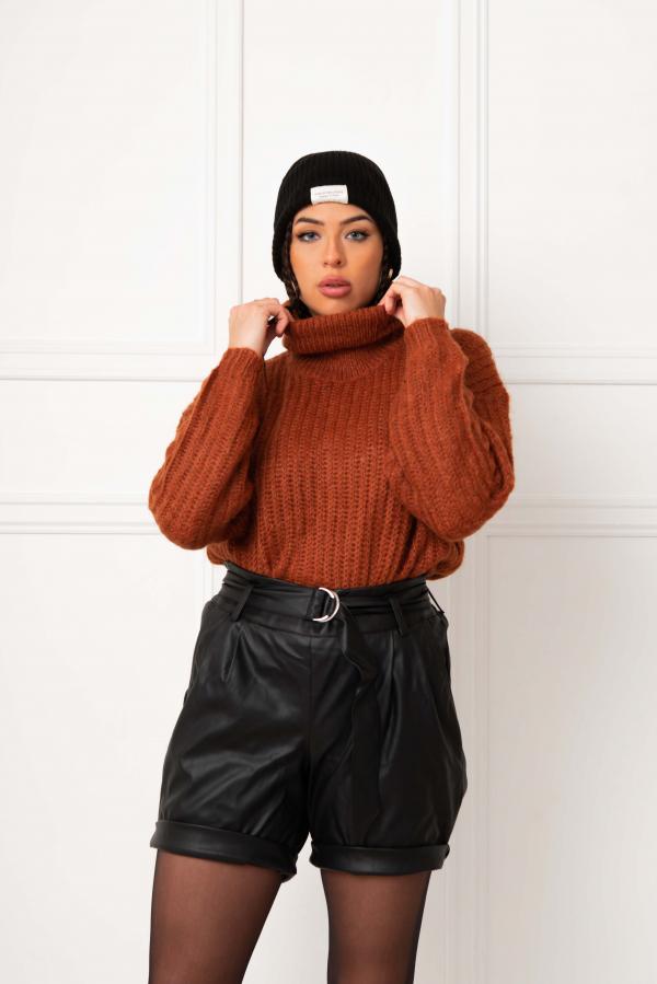 Shorts - Tinka svart
