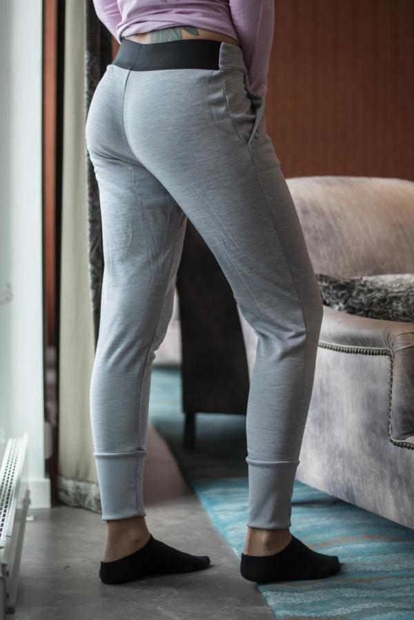 Craft - Breakaway Jersey Pants Grå