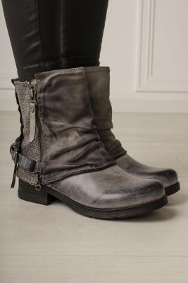 Boots - Lucy grå