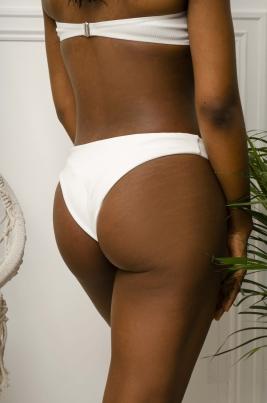 Bikinitruse - Eva hvit