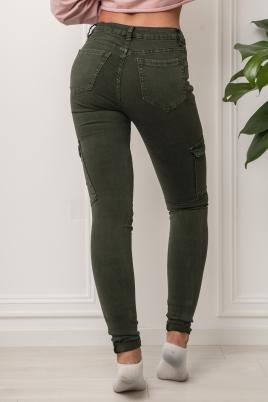 Jeans - Edith grønn