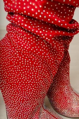 Skoletter - May rød