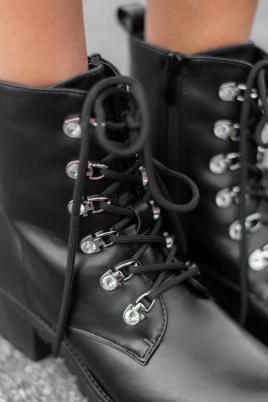 Boots - Camilla svart
