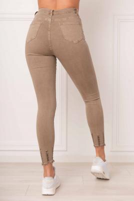 Jeans - Marie beige