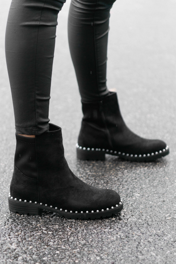 Boots - Arya svart