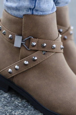 Boots - Amy camel