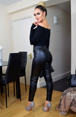 Bukser - Chelsea svart