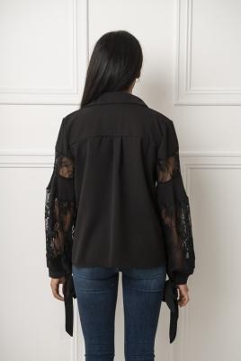 Skjorte - Anne svart
