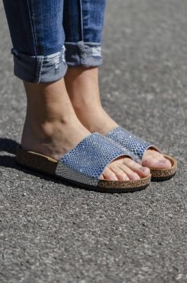 Sandaler - Ellie sølv