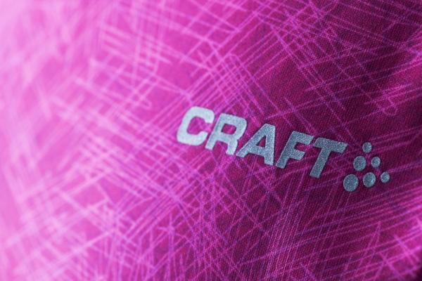 Craft - Mind LS Tee W P Line Pop/Smoothie/Platinum