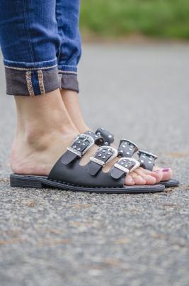 Sandaler - Cloe svart