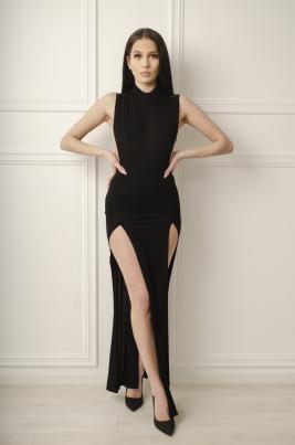 Kjole - Else svart