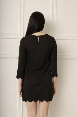 Kjole - Piper svart