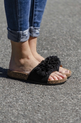 Sandaler - Caroline svart