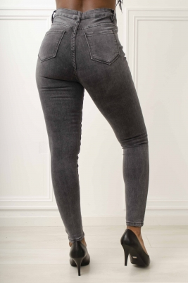 Jeans - Selma grå