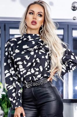 Bluse - Aileen svart