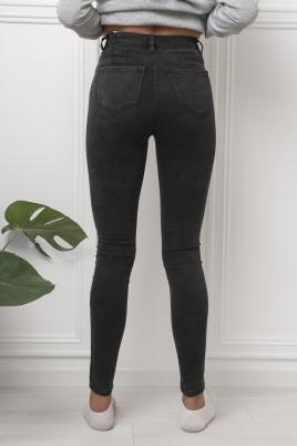 Jeans - Kim grå