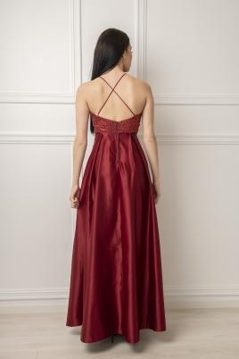Kjole - Cayla rød