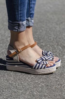Sandaler - Cara blå