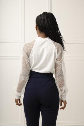 Skjorte - Molly hvit