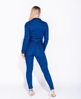 Jumpsuit - Tia blå