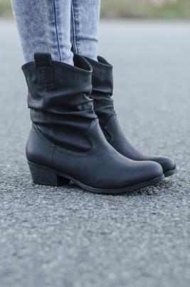 Boots - Oline svart