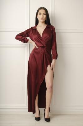 Kjole - Elise rød