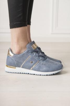 Sneakers - Lena blå