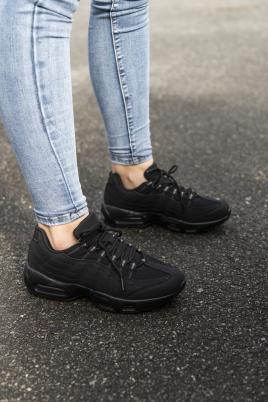 Sneakers - Janne svart