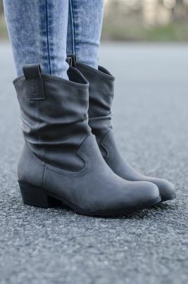 Boots - Oline grå