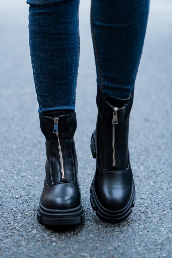 Boots - Aya svart