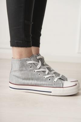 Sneakers - Amy grå