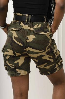 Shorts - Taylor grønn