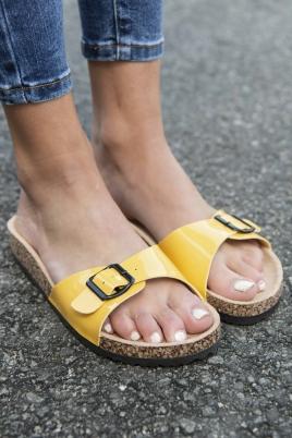 Sandaler - Hanna gul