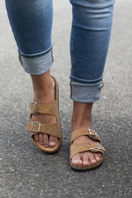 Sandaler - Dora kamel