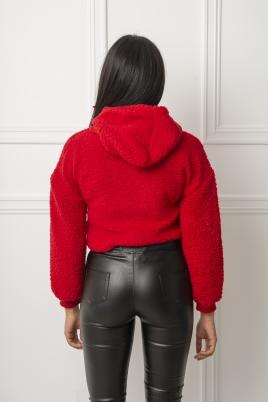 Genser - Mia rød