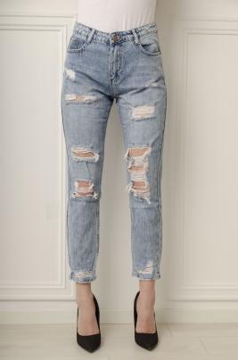 Jeans -Julia blå