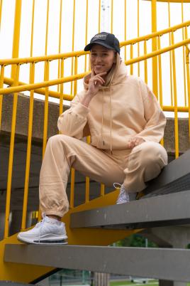 Joggebukse - Essentials beige