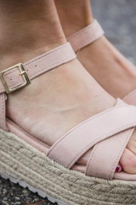 Sandaler - Emma rosa