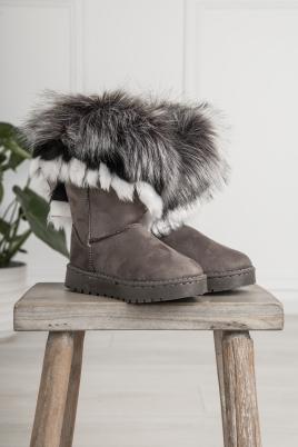 Boots - Mila grå