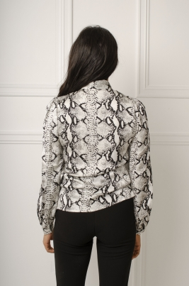 Skjorte - Grace grå