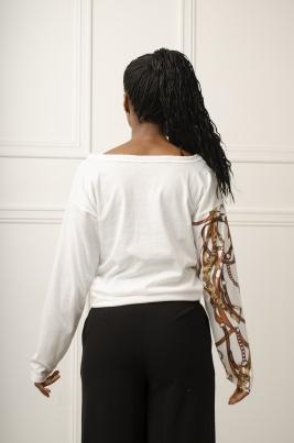 Skjorte - Irene hvit