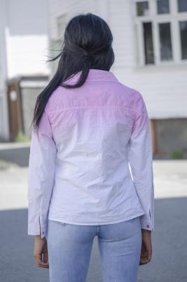 Skjorte - North Exclusive Ine rosa