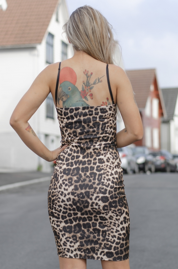 Kjole - Selina leo