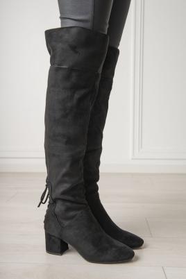 Støvletter - Luna svart