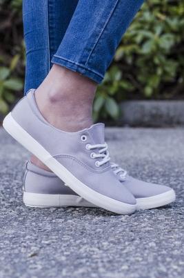 Sneakers - Louise grå