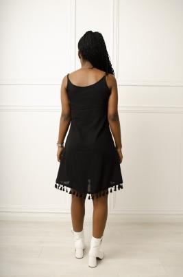 Kjole - Ingrid svart